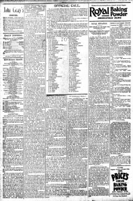 Logansport Pharos-Tribune from Logansport, Indiana on August 16, 1896 · Page 4