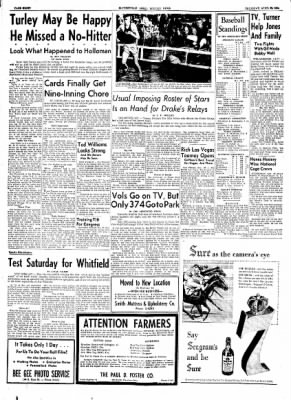 The Courier News from Blytheville, Arkansas on April 22, 1954 · Page 8