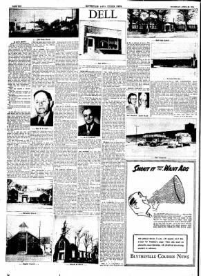 The Courier News from Blytheville, Arkansas on April 22, 1954 · Page 10
