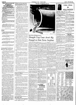 The Courier News from Blytheville, Arkansas on April 23, 1954 · Page 4