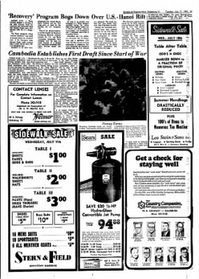 Galesburg Register-Mail from Galesburg, Illinois on July 17, 1973 · Page 23