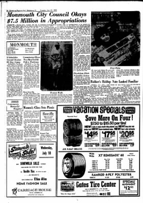 Galesburg Register-Mail from Galesburg, Illinois on July 17, 1973 · Page 24