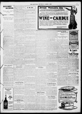 The St Louis Republic From Missouri On April 5 1900 Page