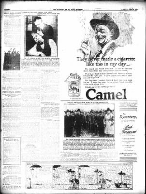 The Gastonia Gazette from Gastonia, North Carolina on June 7, 1921 · Page 2