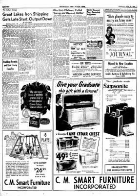 The Courier News from Blytheville, Arkansas on April 27, 1954 · Page 2