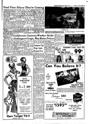 Galesburg Register-Mail from Galesburg, Illinois on July 20, 1973 · Page 15
