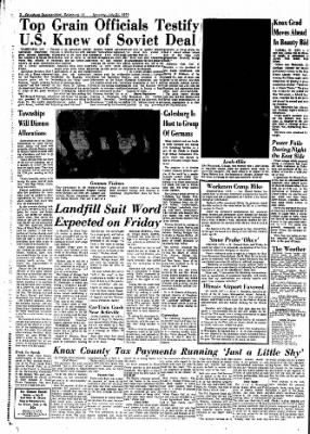Galesburg Register-Mail from Galesburg, Illinois on July 21, 1973 · Page 2