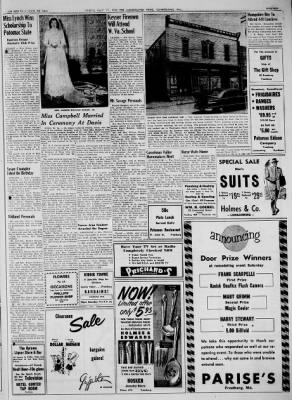 The Cumberland News from Cumberland, Maryland on July 17