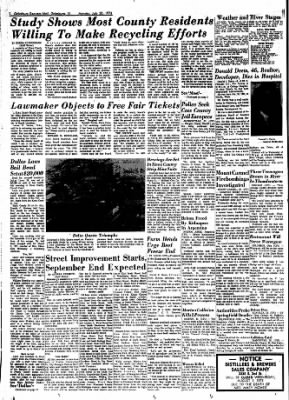 Galesburg Register-Mail from Galesburg, Illinois on July 30, 1973 · Page 2