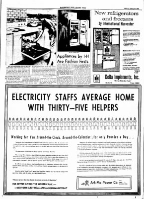The Courier News from Blytheville, Arkansas on April 30, 1954 · Page 15