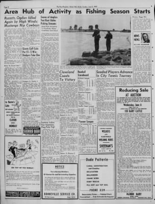 The Post-Register from Idaho Falls, Idaho on June 5, 1949 · Page 8