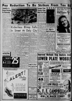 Santa Ana Register from Santa Ana, California on August 17, 1942 · Page 2