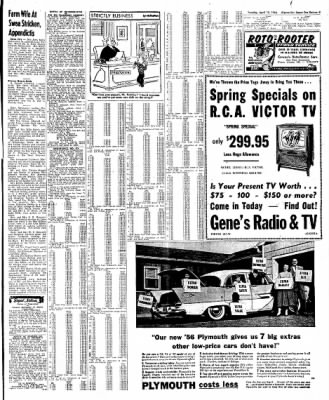 The Algona Upper Des Moines from Algona, Iowa on April 10, 1956 · Page 51