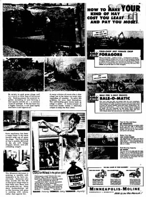 The Algona Upper Des Moines from Algona, Iowa on April 10, 1956 · Page 71