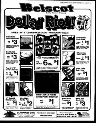 Galesburg Register-Mail from Galesburg, Illinois on August 1, 1973 · Page 41