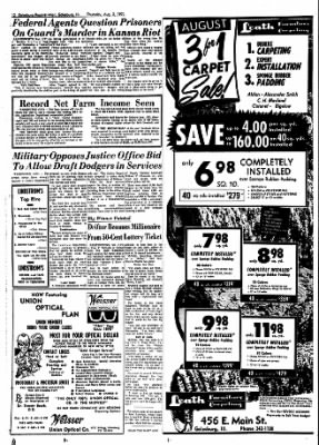 Galesburg Register-Mail from Galesburg, Illinois on August 2, 1973 · Page 12