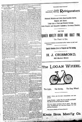 Logansport Pharos-Tribune from Logansport, Indiana on August 16, 1896 · Page 12