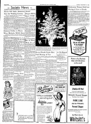 The Courier News from Blytheville, Arkansas on December 14, 1954 · Page 4