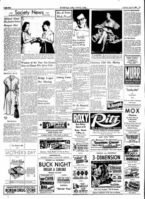 The Courier News from Blytheville, Arkansas on May 3, 1954 · Page 2
