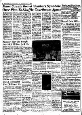 Galesburg Register-Mail from Galesburg, Illinois on August 8, 1973 · Page 2