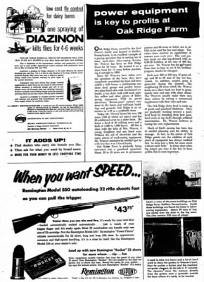 The Algona Upper Des Moines from Algona, Iowa on May 15, 1956 · Page 20
