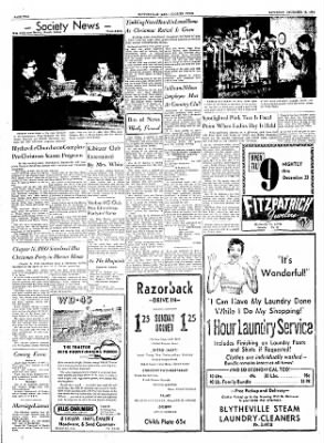 The Courier News from Blytheville, Arkansas on December 18, 1954 · Page 2