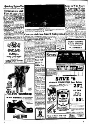 Galesburg Register-Mail from Galesburg, Illinois on August 8, 1973 · Page 22
