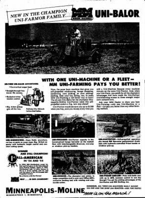The Algona Upper Des Moines from Algona, Iowa on May 15, 1956 · Page 81