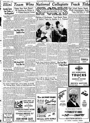 Nevada State Journal from Reno, Nevada on June 11, 1944 · Page 13