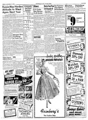 The Courier News from Blytheville, Arkansas on December 17, 1954 · Page 5