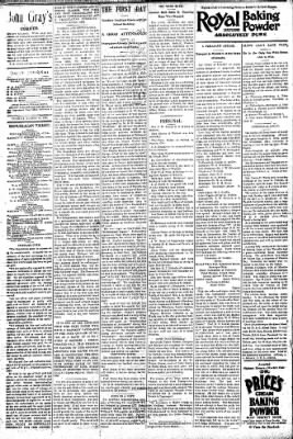 Logansport Pharos-Tribune from Logansport, Indiana on August 18, 1896 · Page 4