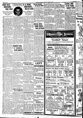 Kossuth County Advance from Algona, Iowa on February 12, 1942 · Page 4