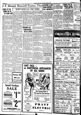 Kossuth County Advance from Algona, Iowa on February 19, 1942 · Page 2