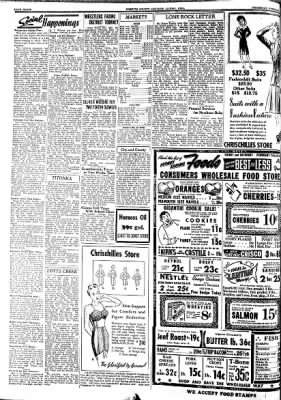 Kossuth County Advance from Algona, Iowa on February 19, 1942 · Page 8