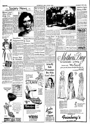 The Courier News from Blytheville, Arkansas on May 5, 1954 · Page 4