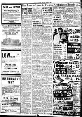 Kossuth County Advance from Algona, Iowa on February 26, 1942 · Page 2