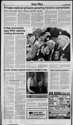 The Pantagraph from Bloomington, Illinois on June 7, 1999 · Page 6