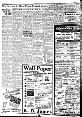 Kossuth County Advance from Algona, Iowa on March 12, 1942 · Page 2