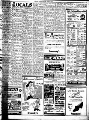 Kossuth County Advance from Algona, Iowa on March 12, 1942 · Page 5