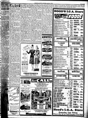 Kossuth County Advance from Algona, Iowa on March 19, 1942 · Page 5
