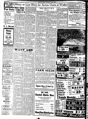 Kossuth County Advance from Algona, Iowa on April 16, 1942 · Page 4
