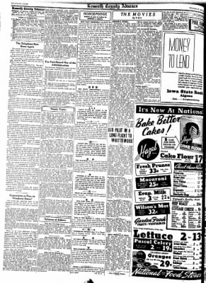 Kossuth County Advance from Algona, Iowa on May 14, 1942 · Page 3