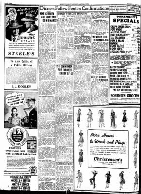Kossuth County Advance from Algona, Iowa on May 28, 1942 · Page 1