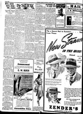 Kossuth County Advance from Algona, Iowa on May 28, 1942 · Page 5