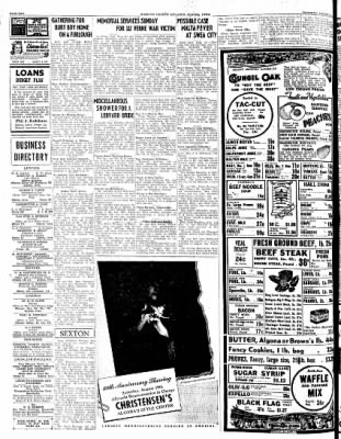 Kossuth County Advance from Algona, Iowa on August 17, 1944 · Page 3