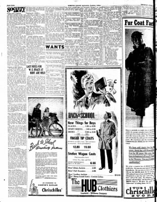 Kossuth County Advance from Algona, Iowa on August 31, 1944 · Page 2