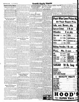 Kossuth County Advance from Algona, Iowa on September 21, 1944 · Page 5