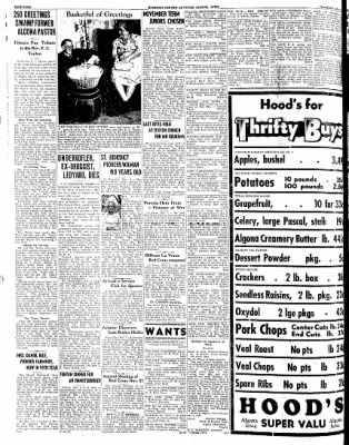 Kossuth County Advance from Algona, Iowa on November 9, 1944 · Page 2