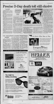 The Pantagraph from Bloomington, Illinois on June 5, 2004 · Page 12