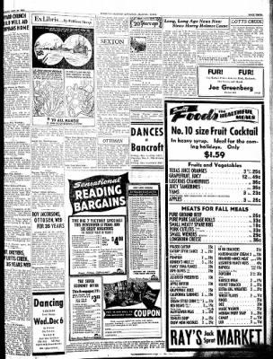 Kossuth County Advance from Algona, Iowa on November 30, 1944 · Page 3